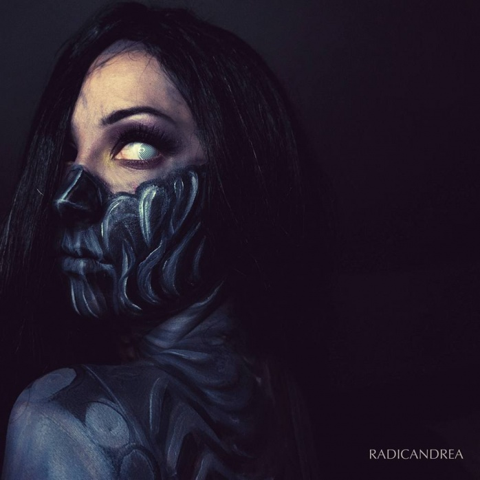 Andrea de la Ossa terror9