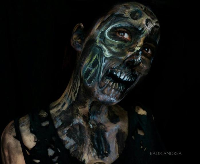 Andrea de la Ossa zombies1