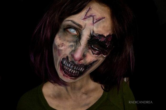 Andrea de la Ossa zombies2