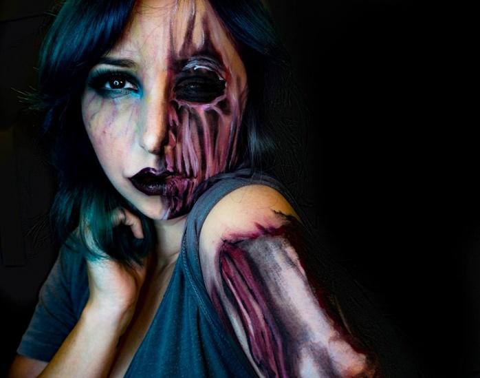 Andrea de la Ossa zombies4