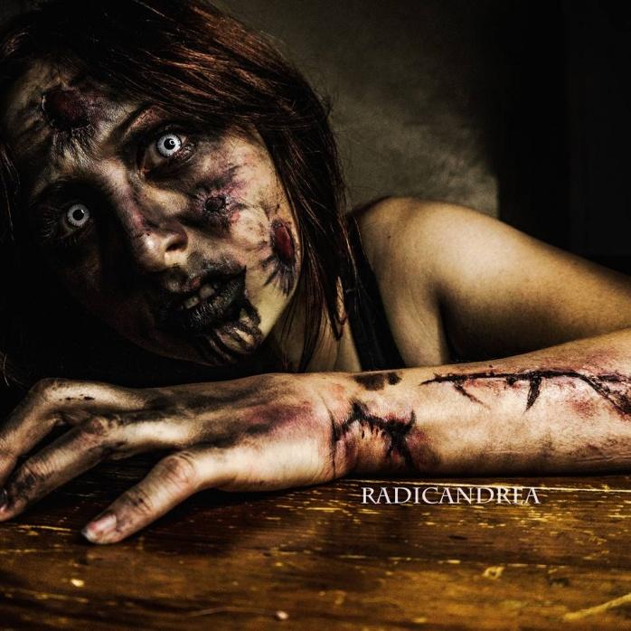 Andrea de la Ossa zombies6