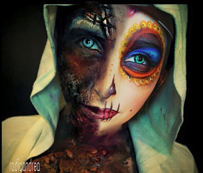 Andrea de la Ossa zombies7