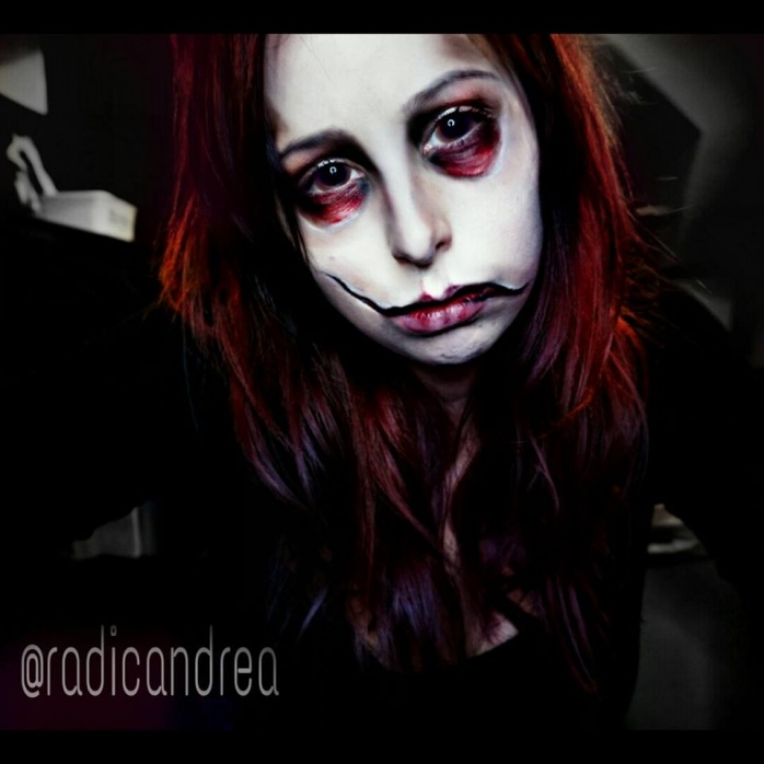 Andrea de la Ossa zombies8