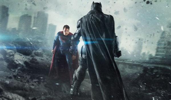 Batman v Superman IMAXwide