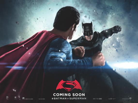 Batman v Superman banner2