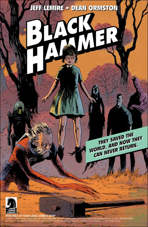 Black Hammer