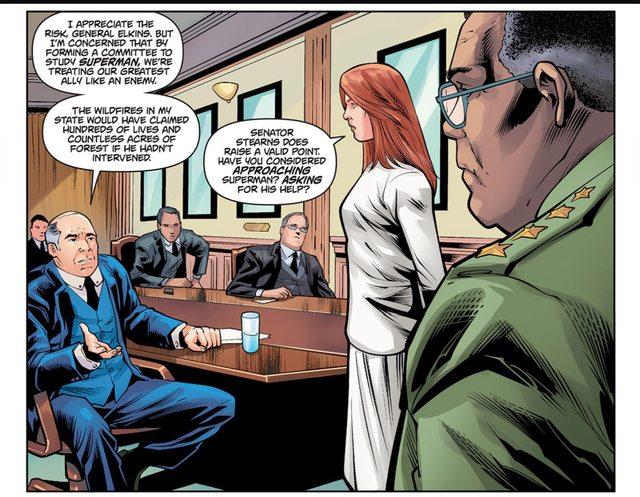 BvS comic Finch10