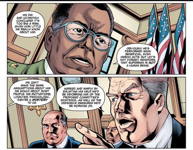 BvS comic Finch11