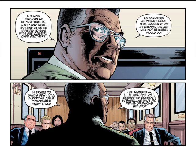 BvS comic Finch14