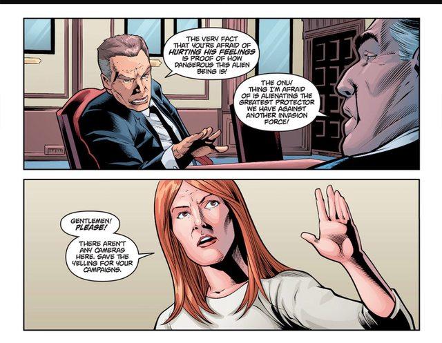 BvS comic Finch16