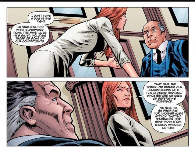 BvS comic Finch17