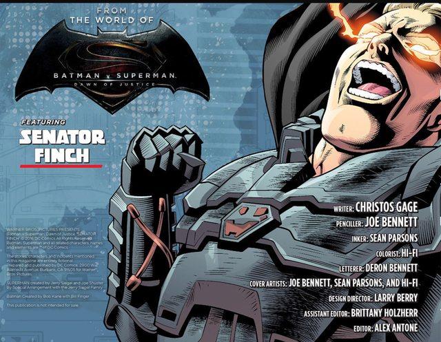 BvS comic Finch2