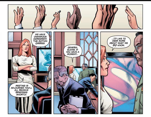 BvS comic Finch21