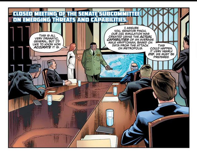 BvS comic Finch9