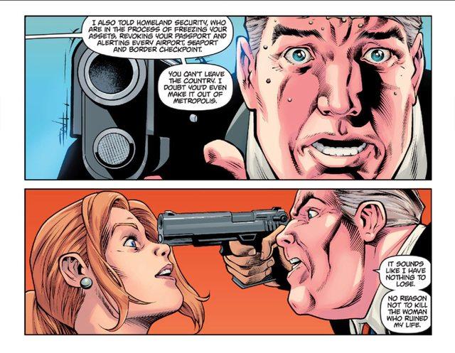 BvS comic Lois10