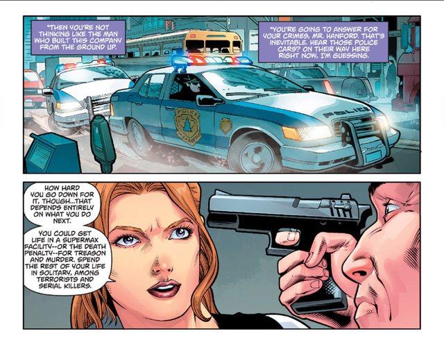 BvS comic Lois11