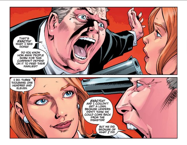 BvS comic Lois13