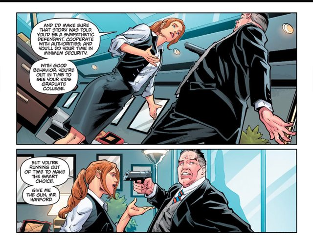 BvS comic Lois14