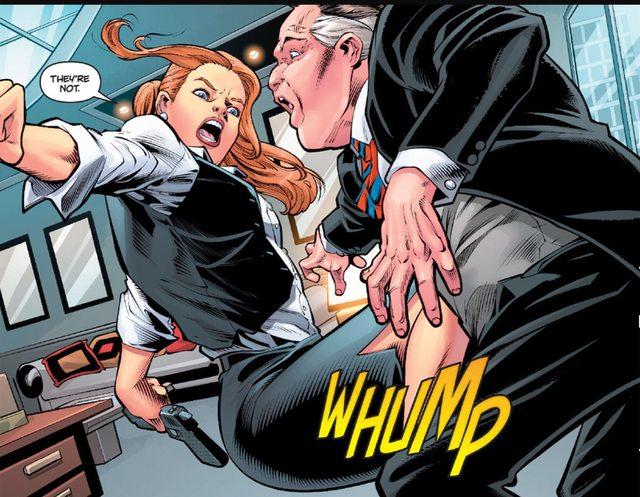 BvS comic Lois16