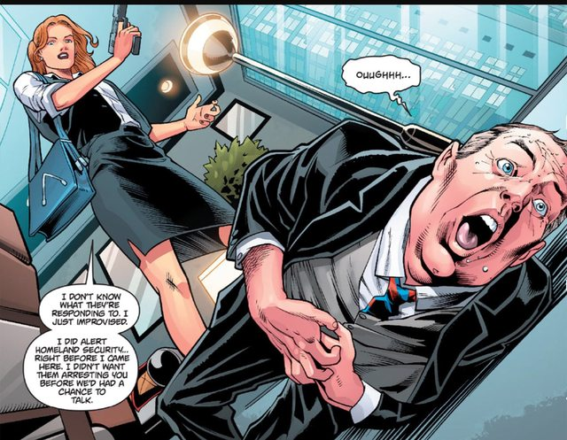 BvS comic Lois17