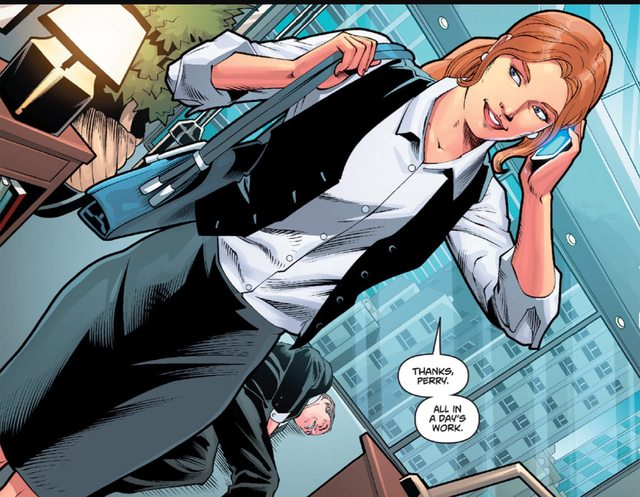 BvS comic Lois20