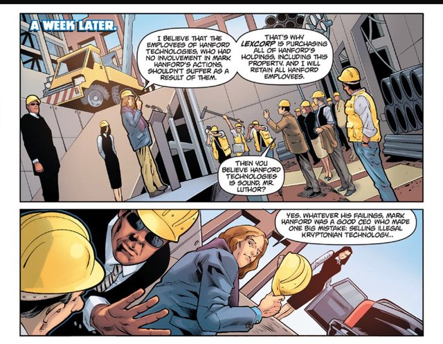 BvS comic Lois21