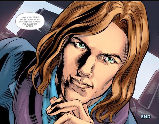 BvS comic Lois22