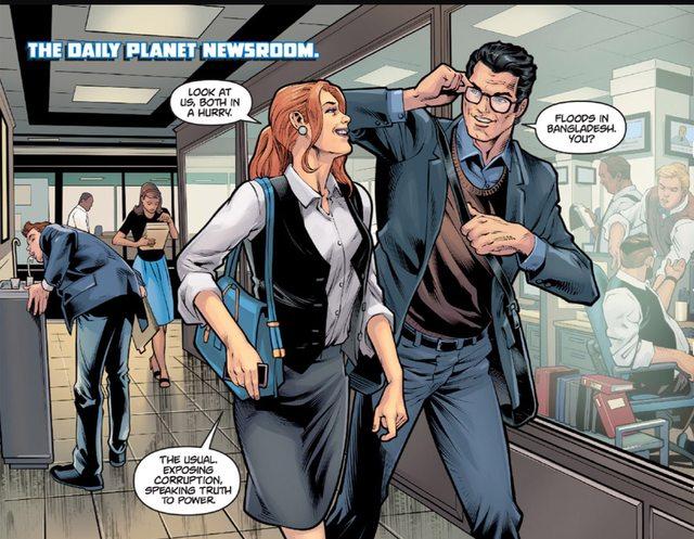 BvS comic Lois3