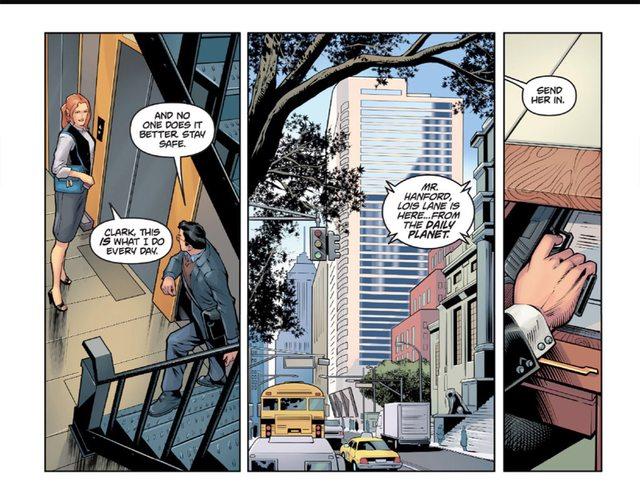 BvS comic Lois4