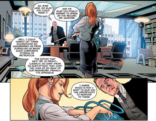 BvS comic Lois5