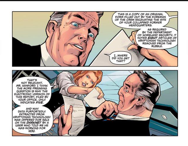BvS comic Lois6
