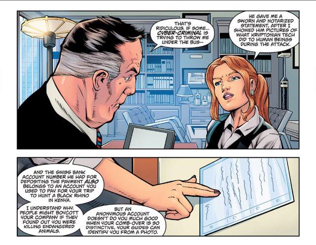 BvS comic Lois7