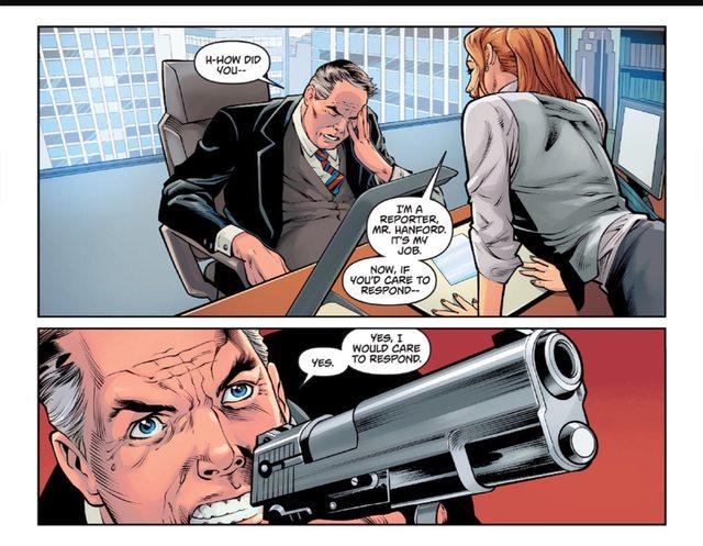 BvS comic Lois8