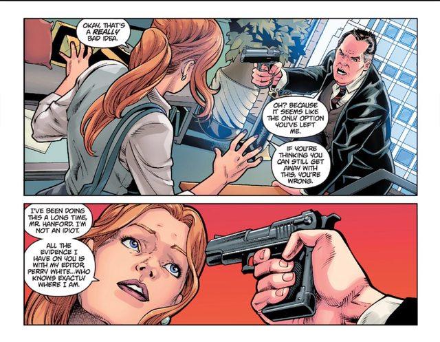 BvS comic Lois9