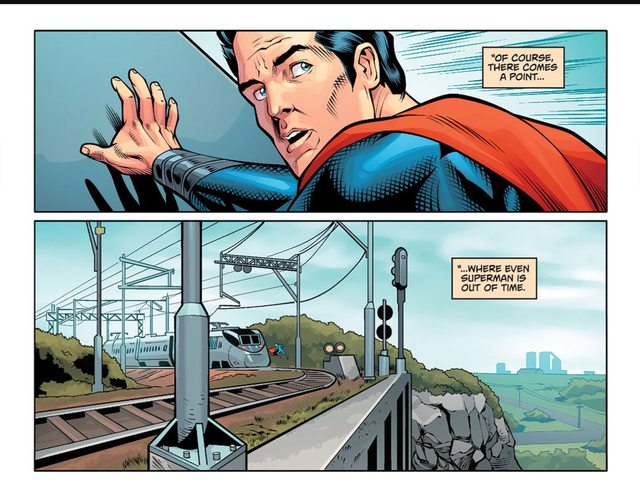 BvS comic Superman11