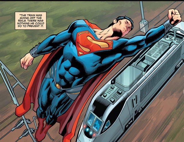 BvS comic Superman12