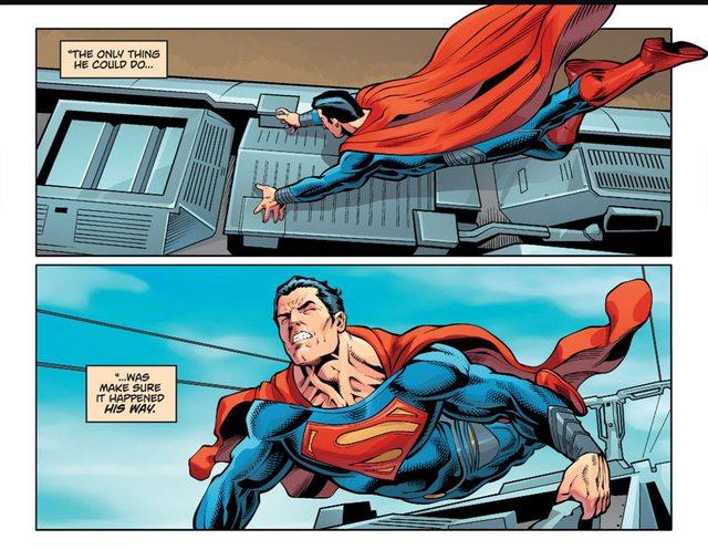 BvS comic Superman13