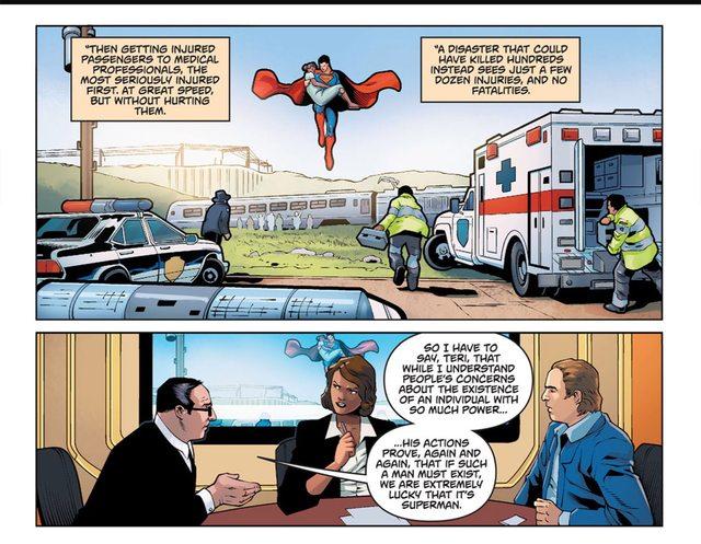 BvS comic Superman17
