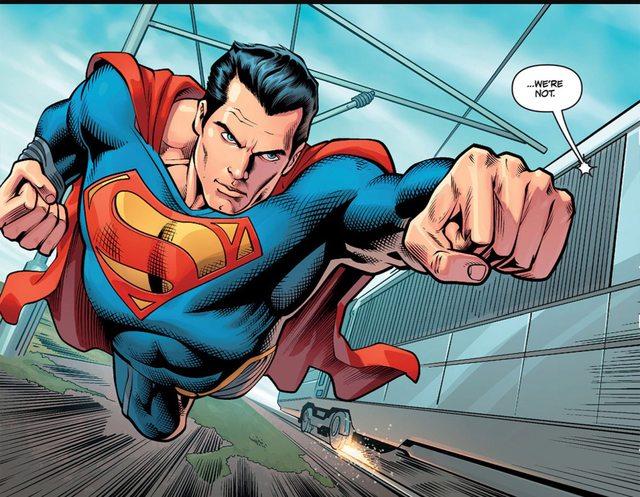 BvS comic Superman4