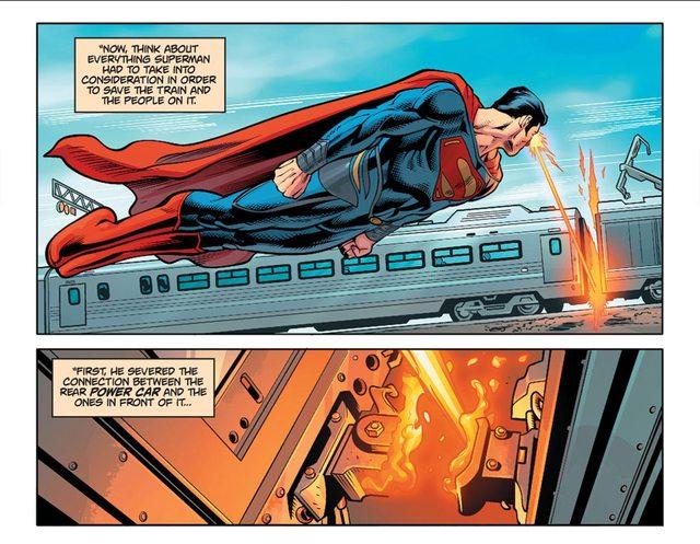 BvS comic Superman5
