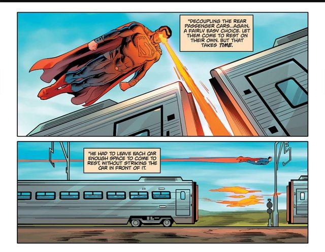 BvS comic Superman7