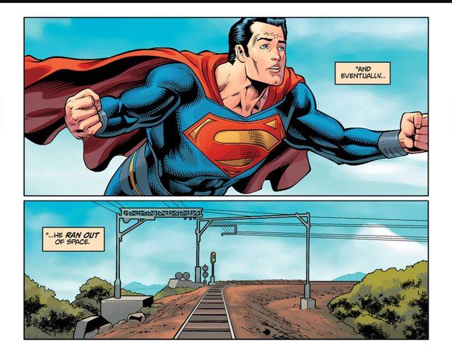 BvS comic Superman8
