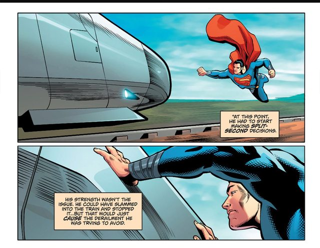 BvS comic Superman9