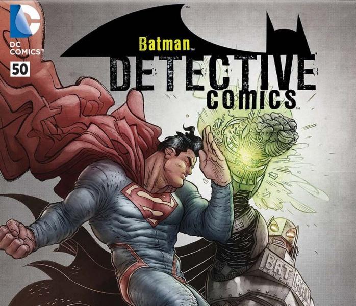 DC portada Batman v Superman destacada