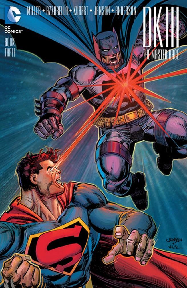 Dark Knight III libro tres portadas alternativas 02