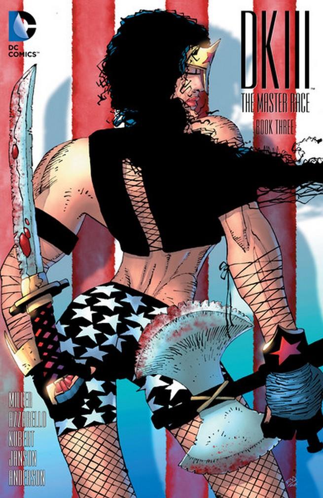 Dark Knight III libro tres portadas alternativas 04