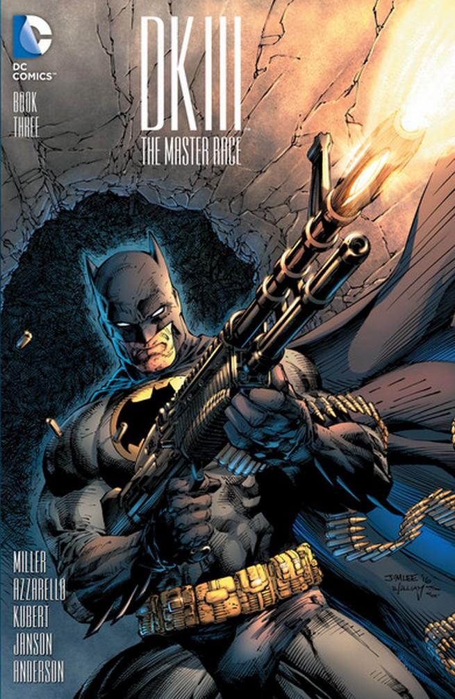 Dark Knight III libro tres portadas alternativas 05