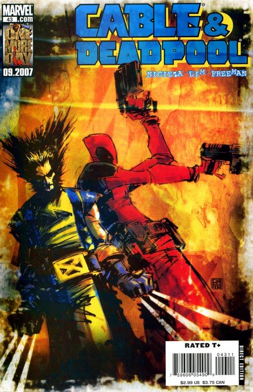 Deadpool Lobezno 12