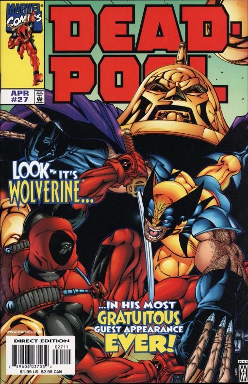 Deadpool Lobezno 14