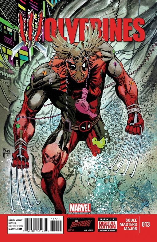 Deadpool Lobezno 23